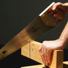 Wann man welche Säge braucht
