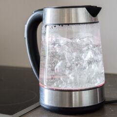 5 Tipps, um beim Wasserkocher Stromkosten zu sparen