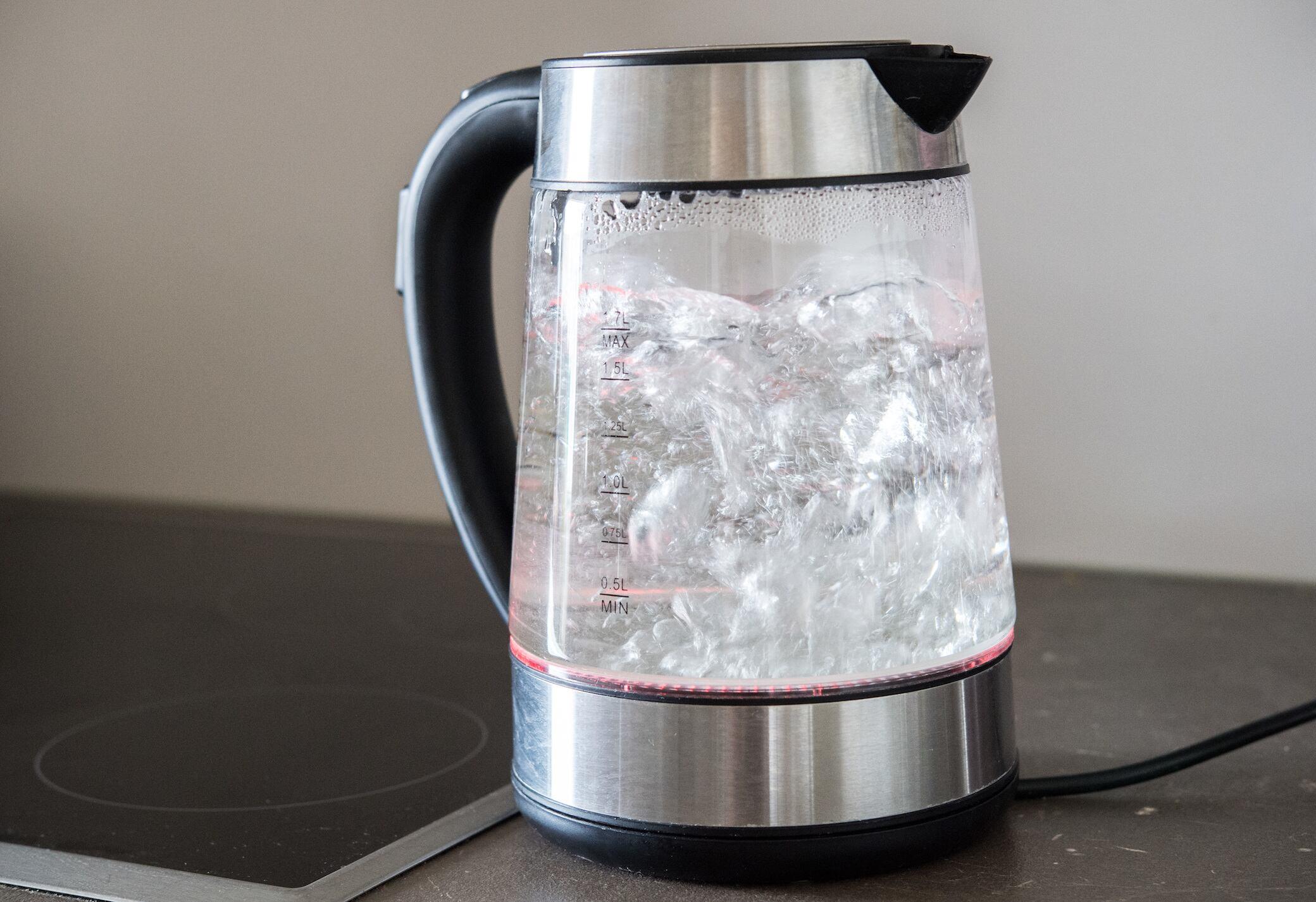 Wie Heiß Wird Wasser Im Wasserkocher