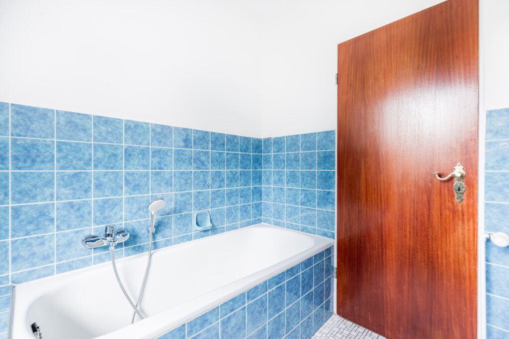 Duschen im Stehen