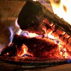 Rauch bei einem Holzofen reduzieren