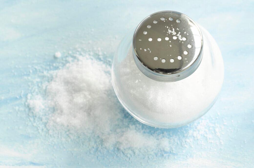 Tricks mit Salz im Haushalt