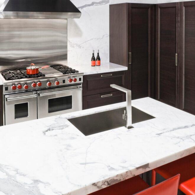 Welches Gestein eignet sich für die Küche?