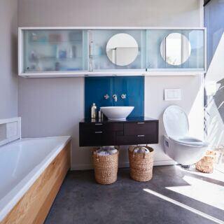 Worauf man beim Kauf von Möbeln fürs Badezimmer achten muss