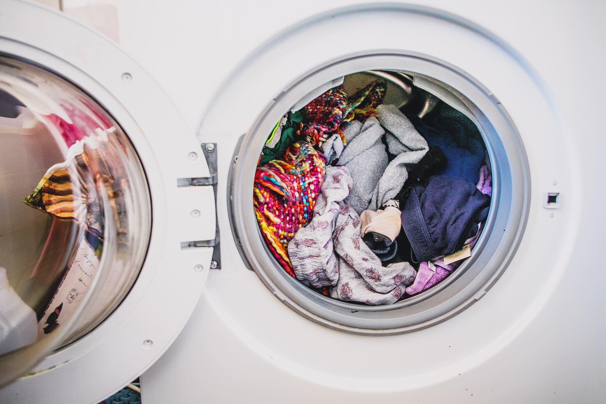 So verfangen sich Wäschestücke nicht mehr ineinander