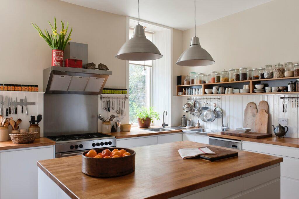 5 Deko-Ideen, die jede Küche sofort aufwerten