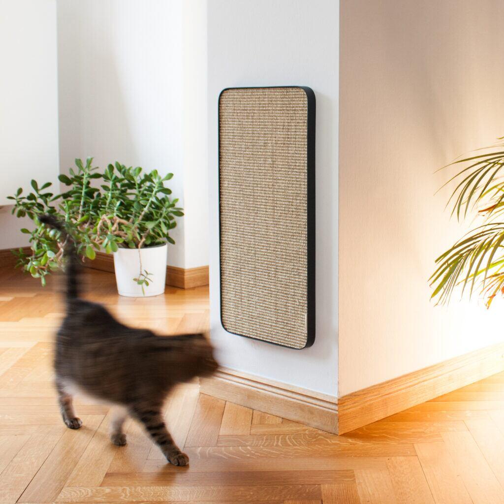 Designer-Kratzbaum für Katzen