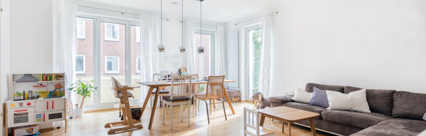 Die ideale Luftfeuchtigkeit und Temperatur für jeden Raum
