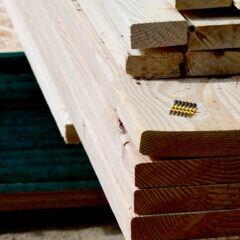 Gutes Holz kann man an verschiedenen Kriterien erkennen