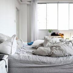 Dinge, die man aus dem Schlafzimmer verbannen sollte