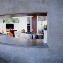 Einrichten mit runden Wänden