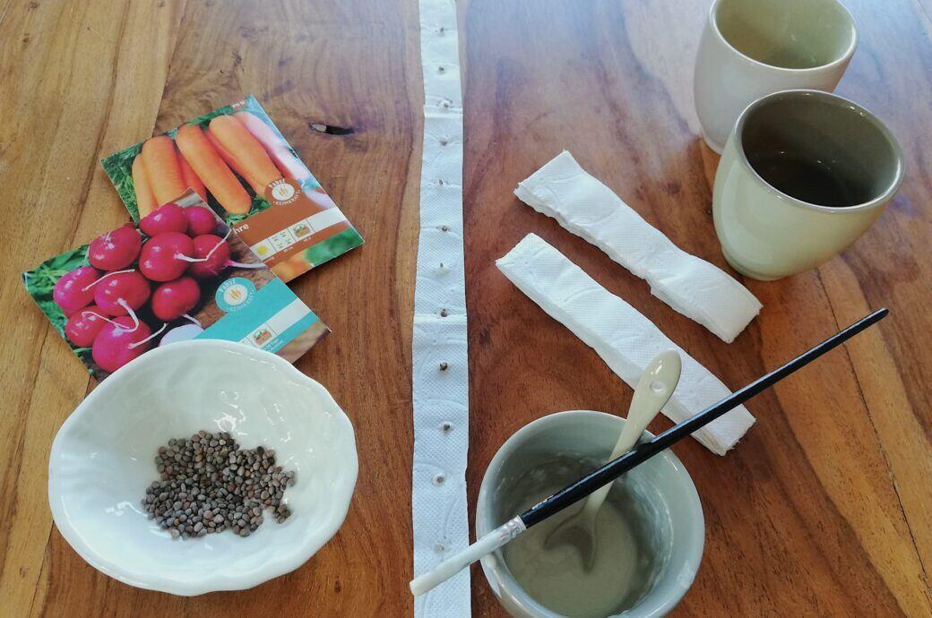DIY-Saatbänder basteln – mit Anleitung