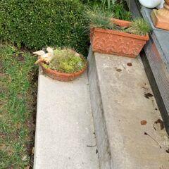 Stufen im Garten selber bauen – Anleitung Schritt für Schritt