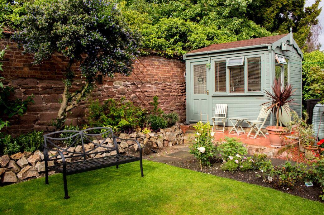 Tipps für den Einbruchschutz für Garten, Laube und Gartenhaus