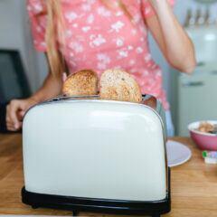 Putz-Challenge: Heute reinigen wir den Toaster