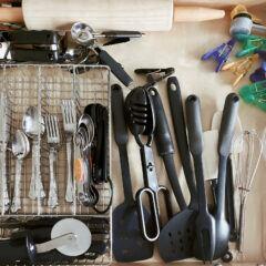 Putz-Challenge: Heute reinigen wir die Besteckschublade