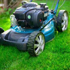 6 Fehler beim Rasenmähen, die jeder unbedingt vermeiden sollte