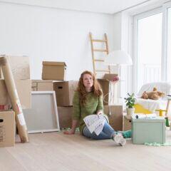 Tipps, um die erste eigenen Wohnung einzurichten