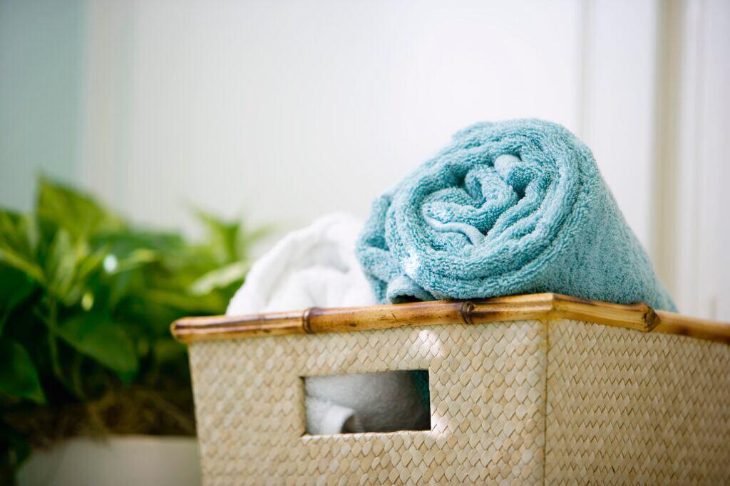 Wie reinigt man Handtücher richtig?