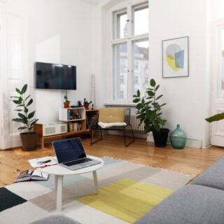 5 Dinge, die jede Wohnzimmer-Einrichtung braucht