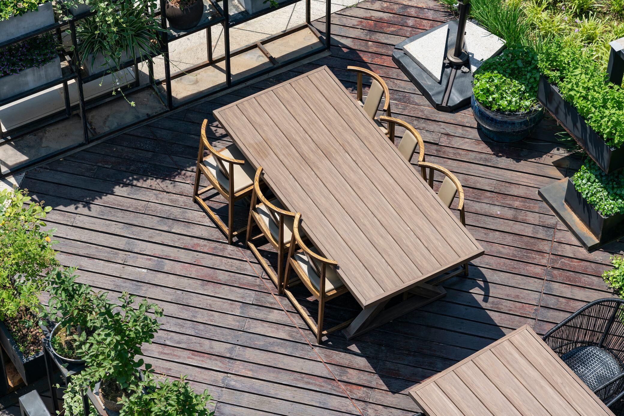 Dachterrasse Gestalten Bodenbelag Pflanzen Mobel Myhomebook