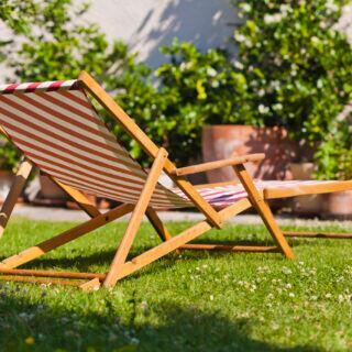 Sonnenliegen – die 9 Redaktions-Favoriten für Balkon, Garten und Terrasse