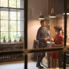 Beleuchtung in der Küche: Wie man sie richtig ausleuchtet