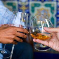 Welches Trinkglas für welches Getränk?
