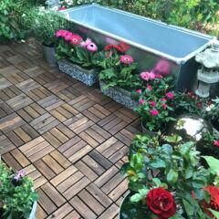 Bodenbelag für den Balkon – 4 Materialien im Vergleich
