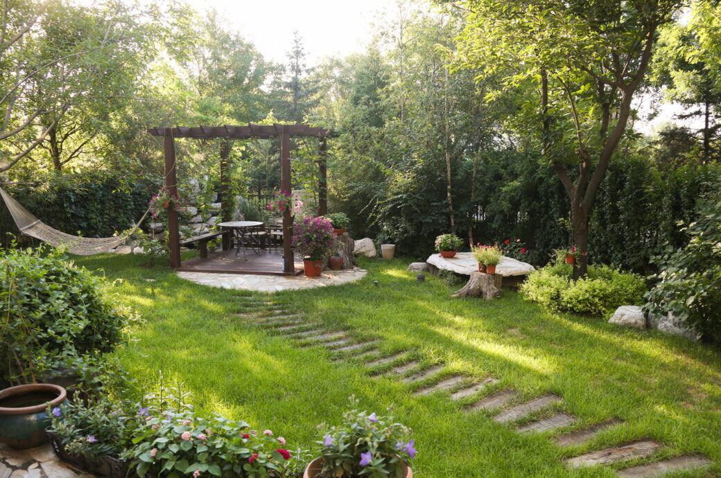 Garten in 9 Schritten anlegen