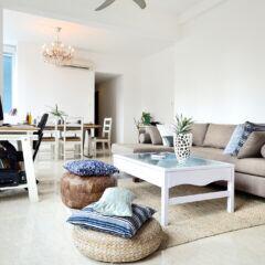 Tipps, um in kleinen Wohnungen Platz zu schaffen