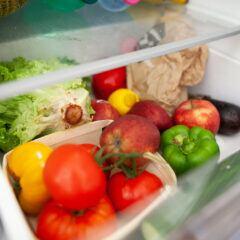 Trick, mit dem Gemüse im Kühlschrank länger frisch bleibt
