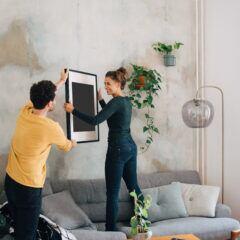 Tipps zum Einrichten der ersten gemeinsamen Wohnung