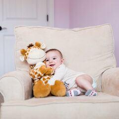 Einrichtung im Babyzimmer