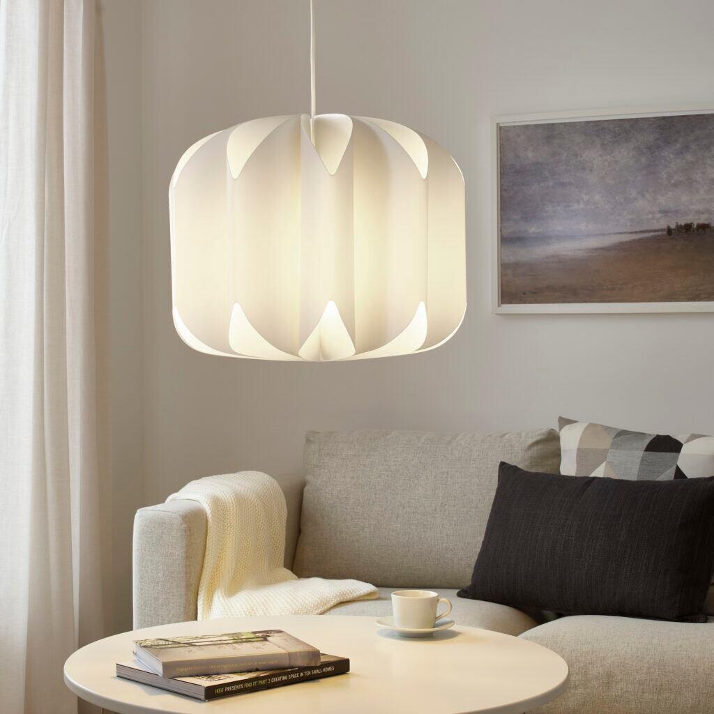 Lampenschirm Mojna von Ikea