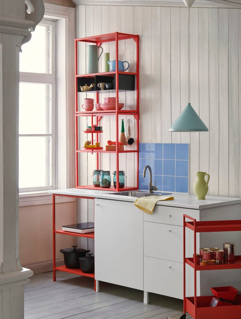 Enhet aus dem Ikea Katalog 2021