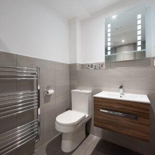 Tipps, wie man ein Gäste-WC einrichten sollte