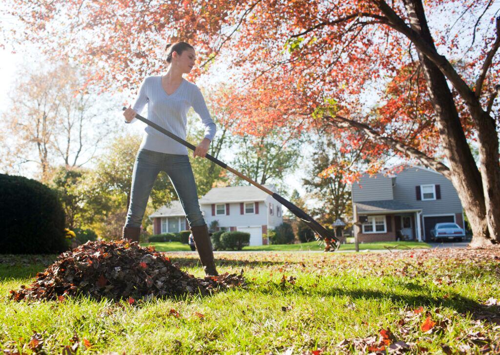 Mit dieser Checkliste wird dein Garten herbstfest