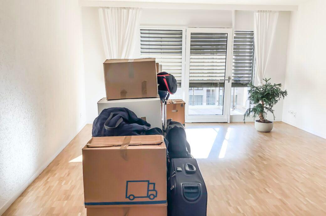 Nach Trennung Wohnung Vom Amt