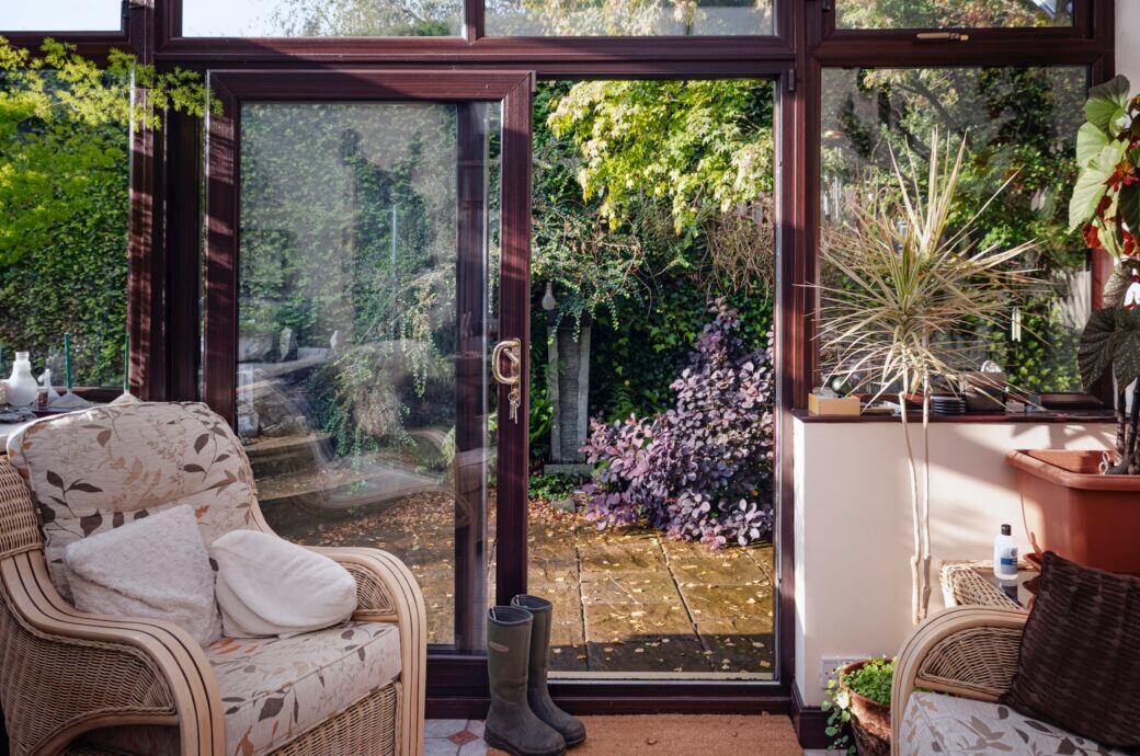Tipps zum Gestalten eines Wintergartens